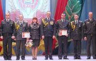 100-летием со дня образования белорусской милиции в Солигорском районе