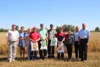 Уборочная кампания в Солигорском районе